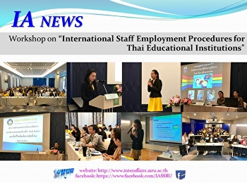 International Staff Employment Procedures for Thai Educational Institutions