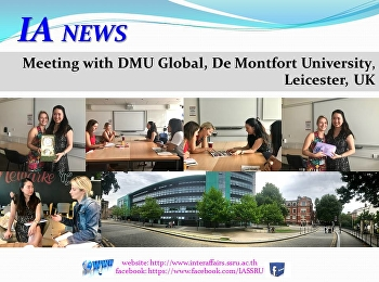 Meeting with DMU
